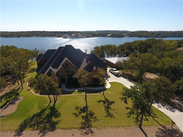 1653 Country Club Road, Bowie, TX 76230 (MLS #13725374) :: Team Hodnett
