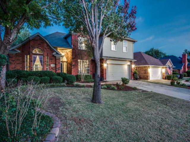 4608 Sandera Lane, Flower Mound, TX 75028 (MLS #13725406) :: Team Tiller