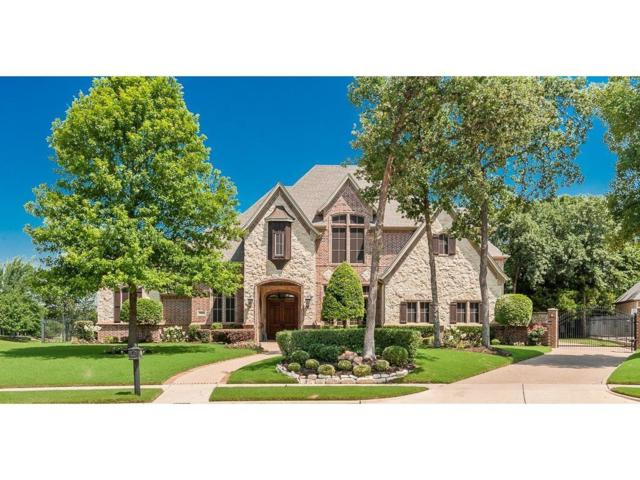 1816 Barrington Drive, Keller, TX 76262 (MLS #13725504) :: The Mitchell Group