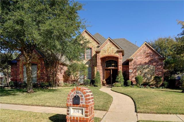 8312 Thornway Court, North Richland Hills, TX 76182 (MLS #13725537) :: The Mitchell Group