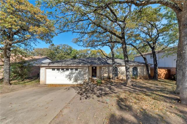 5805 Trail Crest Drive, Arlington, TX 76017 (MLS #13725609) :: The FIRE Group at Keller Williams