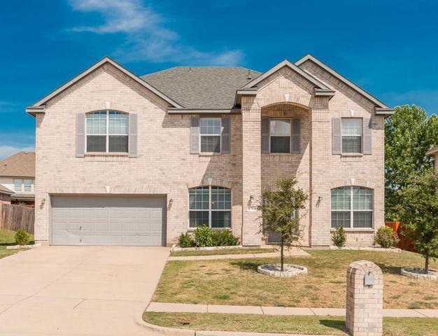 2704 Logan Drive, Mansfield, TX 76063 (MLS #13725631) :: The Mitchell Group