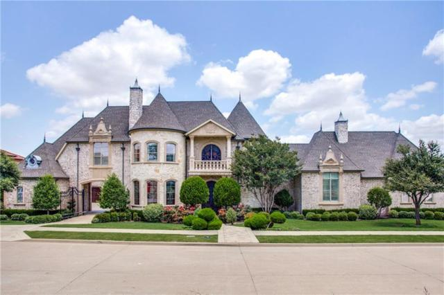 5502 Monterey Drive, Frisco, TX 75034 (MLS #13725938) :: Team Hodnett