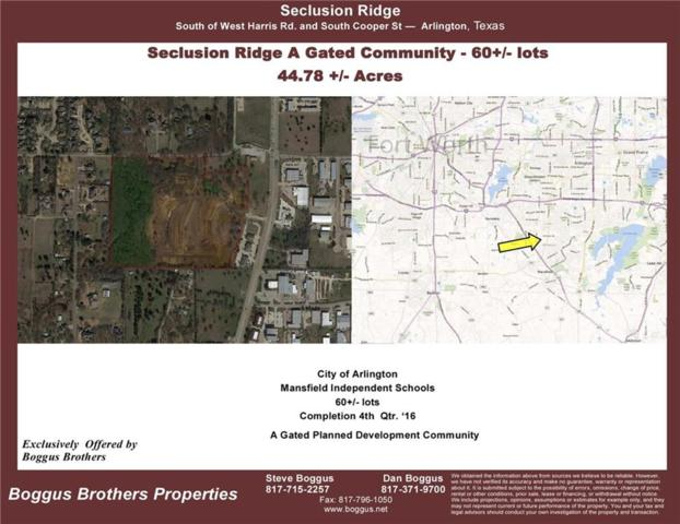 1706 Scarborough Drive, Arlington, TX 76001 (MLS #13725975) :: Team Hodnett