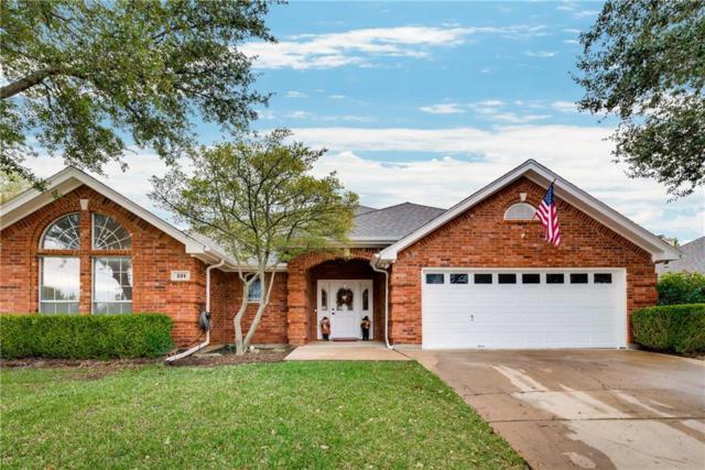 224 Redwood Court, Keller, TX 76248 (MLS #13726006) :: The Mitchell Group