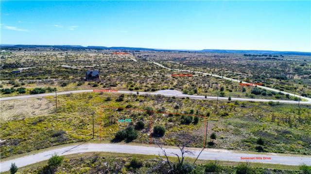 60 Somerset Hills Drive, Possum Kingdom Lake, TX 76449 (MLS #13726273) :: Frankie Arthur Real Estate