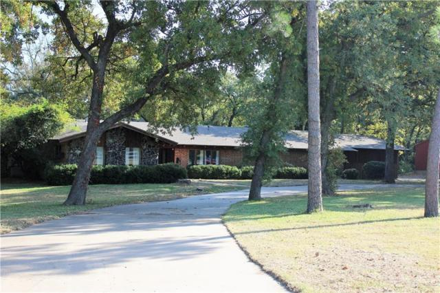 301 Glenwood Street, Bowie, TX 76230 (MLS #13726323) :: Team Hodnett