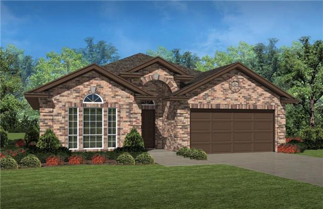 1132 Donnington Trail, Saginaw, TX 76131 (MLS #13726353) :: Team Hodnett