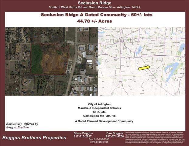 7300 Seclusion Ridge Drive, Arlington, TX 76001 (MLS #13726362) :: Team Hodnett
