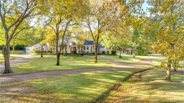 3813 Park Bend Drive, Flower Mound, TX 75022 (MLS #13726490) :: The Mitchell Group