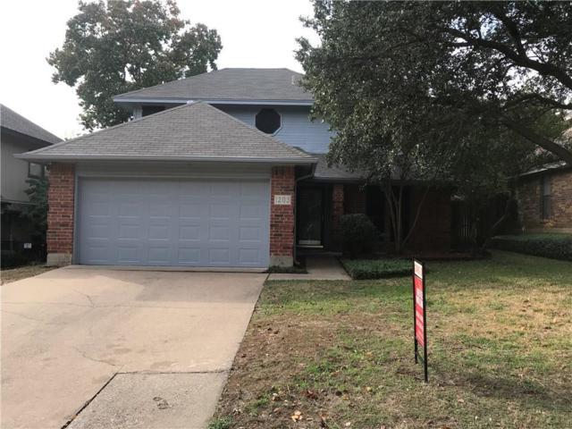 1203 Hillwood Way, Grapevine, TX 76051 (MLS #13726596) :: The Rhodes Team