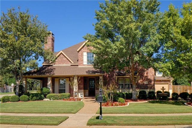 4712 Fairbank Lane, Flower Mound, TX 75028 (MLS #13726645) :: The Real Estate Station