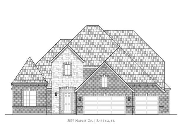 5859 Naples Drive, Flower Mound, TX 76028 (MLS #13726738) :: The Mitchell Group