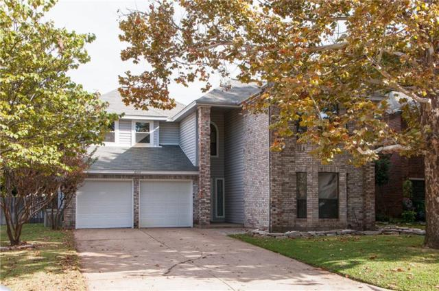 6309 Meadow Glen Drive, Arlington, TX 76018 (MLS #13726741) :: The Mitchell Group