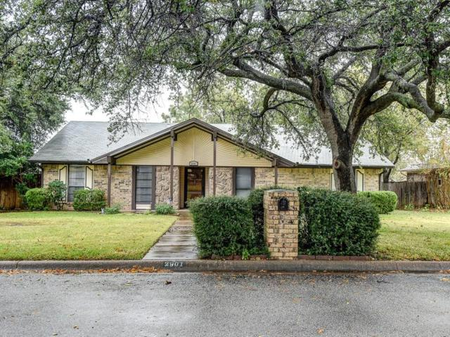 2901 Tumbleweed Trail, Grapevine, TX 76051 (MLS #13726748) :: The Mitchell Group