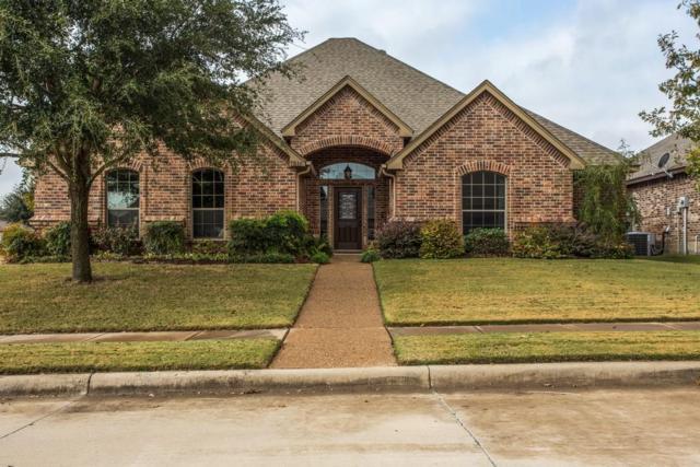 7516 Hillstone Drive, Benbrook, TX 76126 (MLS #13726754) :: Potts Realty Group
