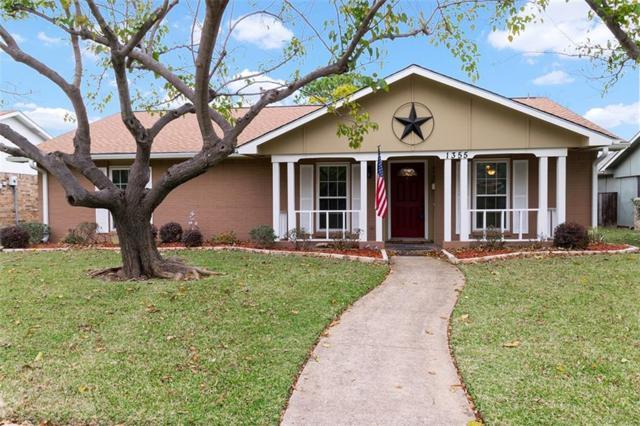 1355 Cherry Hill Lane, Lewisville, TX 75067 (MLS #13726820) :: The Rhodes Team