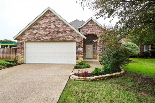 1901 Bentwood Court, Grapevine, TX 76051 (MLS #13726865) :: The Mitchell Group