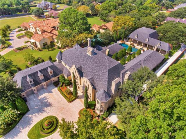 5102 Montclair Drive, Colleyville, TX 76034 (MLS #13727026) :: Frankie Arthur Real Estate