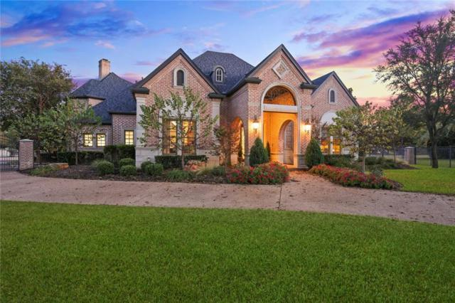 1618 Fair Oaks Drive, Westlake, TX 76262 (MLS #13727057) :: The Marriott Group