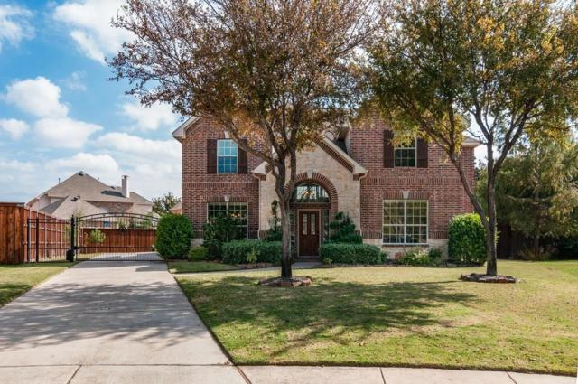201 Huffman Bluff, Keller, TX 76248 (MLS #13727076) :: The Mitchell Group