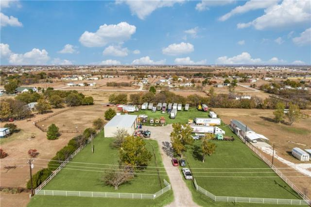 17339 Gaffield Road, Justin, TX 76247 (MLS #13727147) :: The Real Estate Station