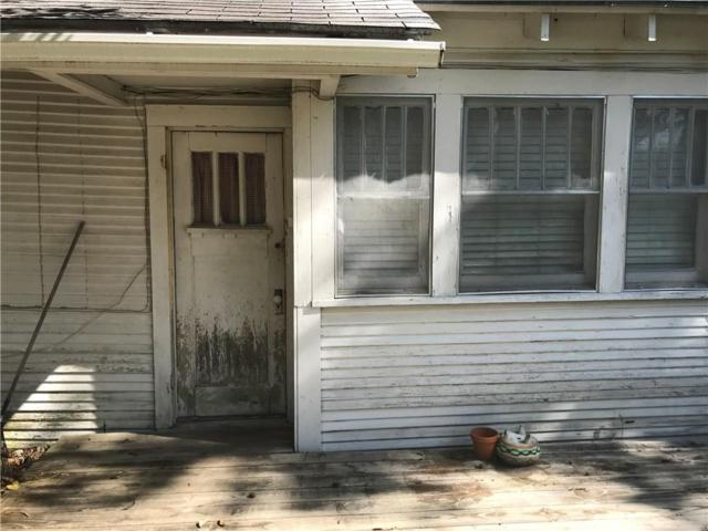 201 E 2nd North Street, Kaufman, TX 75142 (MLS #13727216) :: Team Hodnett