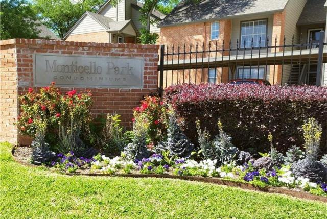 3409 Monticello Park Place, Fort Worth, TX 76107 (MLS #13727284) :: The Mitchell Group