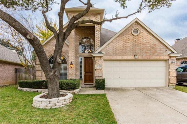 216 Wellington Road, Irving, TX 75063 (MLS #13727352) :: Robbins Real Estate Group