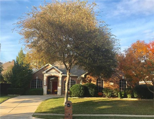 1307 Limestone Creek Drive, Keller, TX 76248 (MLS #13727943) :: The Mitchell Group