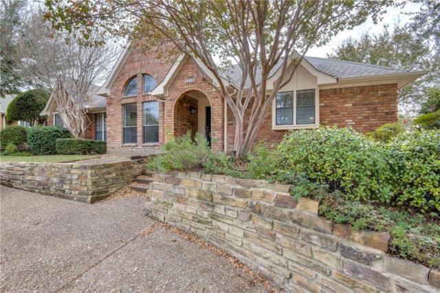 1215 Magnolia Drive, Carrollton, TX 75007 (MLS #13728175) :: The Mitchell Group