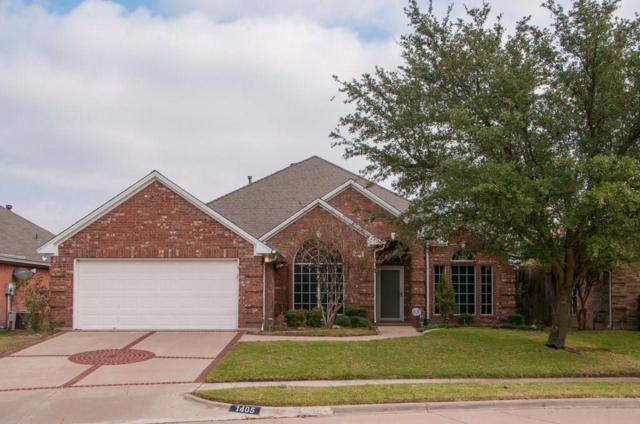 1405 Lyra Lane, Arlington, TX 76013 (MLS #13728209) :: The Mitchell Group