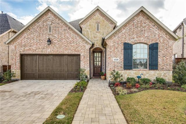 4729 Harlow Bend Drive, Irving, TX 75038 (MLS #13728307) :: Robbins Real Estate Group