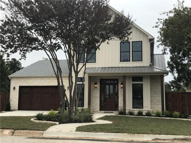 1227 Hilltop Drive, Grapevine, TX 76051 (MLS #13728468) :: The Mitchell Group