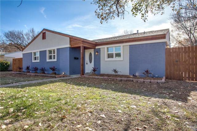 1116 Larkspur Drive, Richardson, TX 75081 (MLS #13728575) :: Carrington Real Estate Services