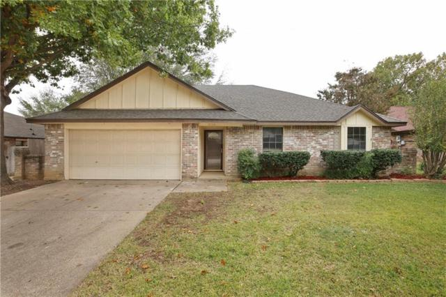 2104 Homecraft Drive, Bedford, TX 76021 (MLS #13728584) :: The Mitchell Group