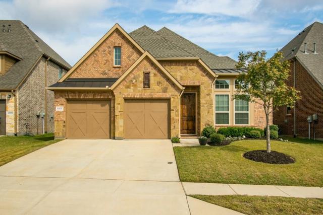 6113 Cedar Sage Trail, Flower Mound, TX 76226 (MLS #13728601) :: The Real Estate Station