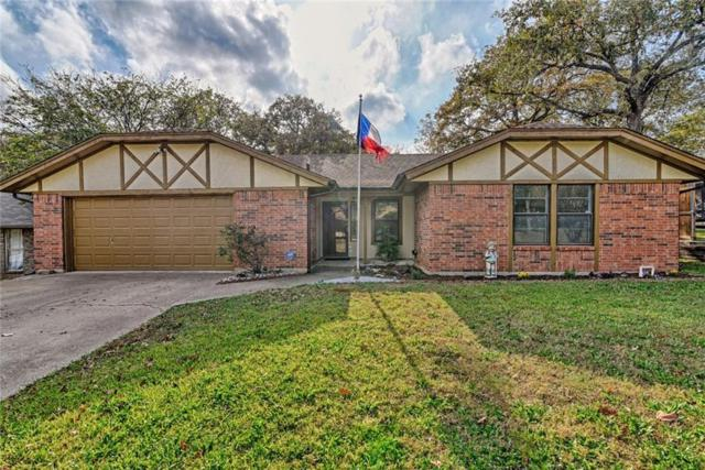 5926 Pleasant Hill Drive, Arlington, TX 76016 (MLS #13728780) :: The Mitchell Group