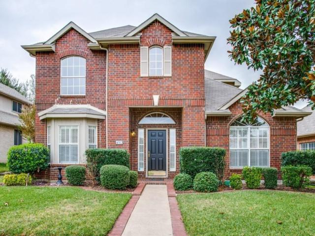 4517 Newport Drive, The Colony, TX 75056 (MLS #13728841) :: The Cheney Group