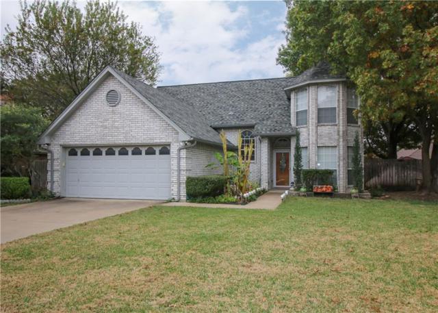 8205 Saddlebrook Drive, Benbrook, TX 76116 (MLS #13729085) :: Potts Realty Group