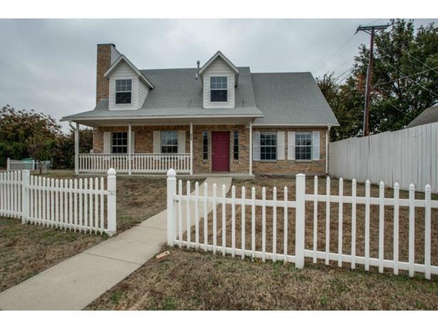 906 Audra Lane, Denton, TX 76209 (MLS #13729160) :: Team Tiller