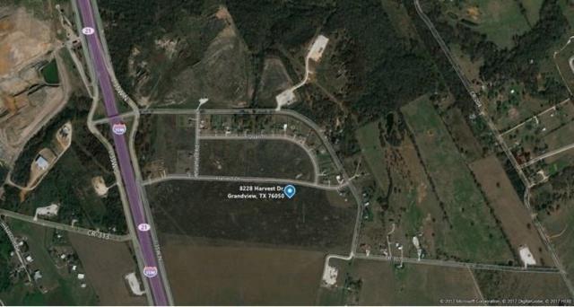 8308 Harvest Drive, Grandview, TX 76050 (MLS #13729189) :: Potts Realty Group