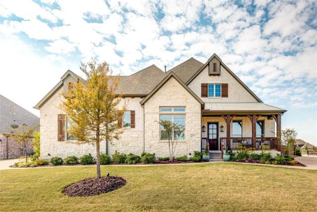 411 Abbot Lane, Trophy Club, TX 76262 (MLS #13729270) :: The Marriott Group