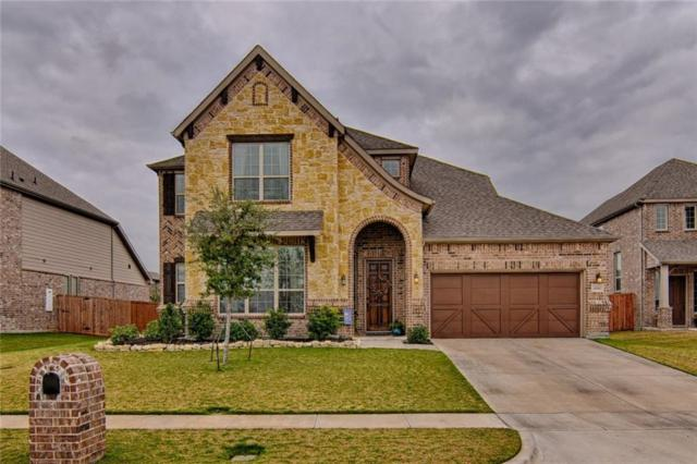 4502 Plumeria Drive, Mansfield, TX 76063 (MLS #13729283) :: The FIRE Group at Keller Williams