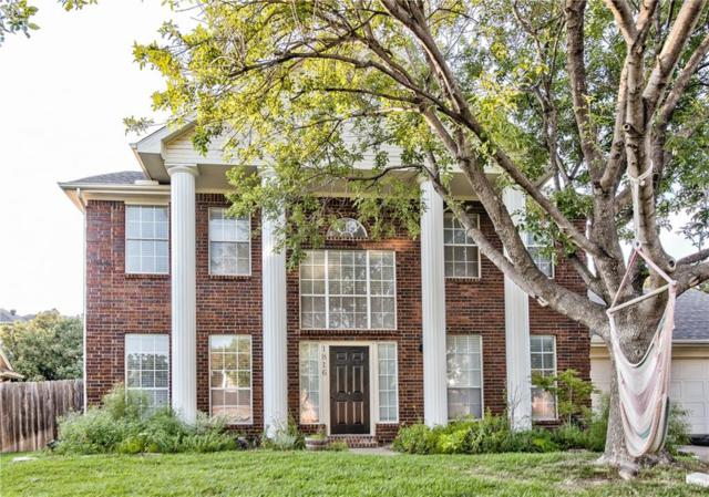 1816 Autumndale Drive, Grapevine, TX 76051 (MLS #13729307) :: The Mitchell Group