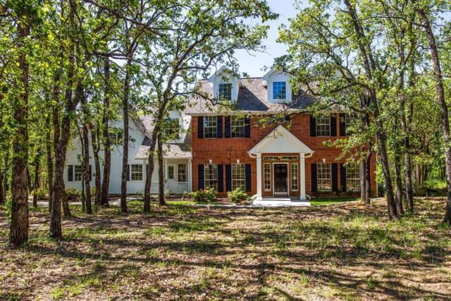 215 Oak Ridge Lane, Argyle, TX 76226 (MLS #13729343) :: MLux Properties