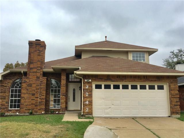 3242 Wuthering Circle, Grand Prairie, TX 75052 (MLS #13729370) :: Team Hodnett