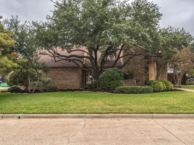 111 Carnoustie Drive, Trophy Club, TX 76262 (MLS #13729441) :: The Mitchell Group