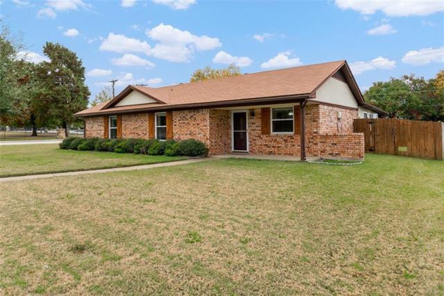 2101 Pecos Drive, Grapevine, TX 76051 (MLS #13729447) :: The Rhodes Team