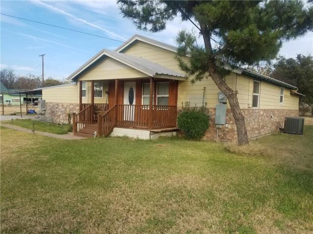 1402 Simmons Street, Eastland, TX 76448 (MLS #13729452) :: Team Hodnett